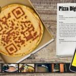 L'agence Scholz and Friends débauche les créatifs grâce à des pizzas QR Code