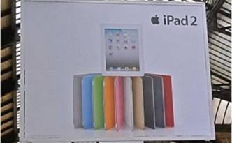 affiche iPad