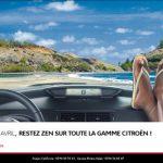 La publicité part en vacances