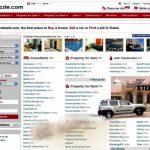 Une bannière web évolutive en fonction du choix de sa future habitation