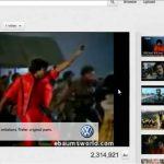 Volkswagen et ses publicités contre les parodies en tout genre sur Youtube