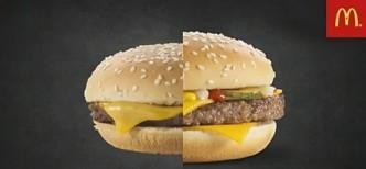 McDonald's canada réalité publicité