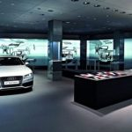 Audi City : le showroom digital d'Audi