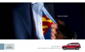 super héros publicité 1