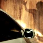 Des jeux d'ombres terrifiants pour prévenir des dangers de la conduite nocturne