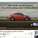 Volkswagen réinvente la publicité Pre-roll sur Youtube
