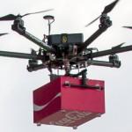 Drones : objets publicitaires non identifiés