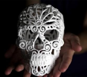 impression 3D-sucre